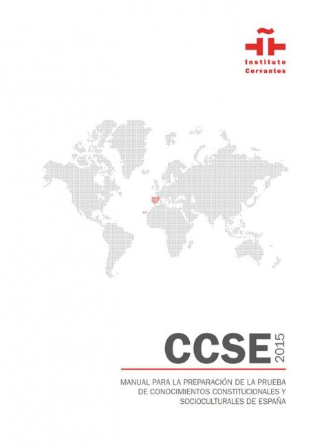 Prueba CCSE para la solicitud de Nacionalidad Española